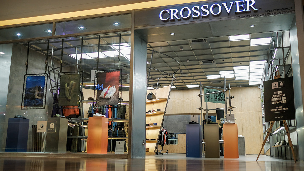 big sale bfaa8 3a52f Stores | CROSSOVER – CROSSOVER ONLINE