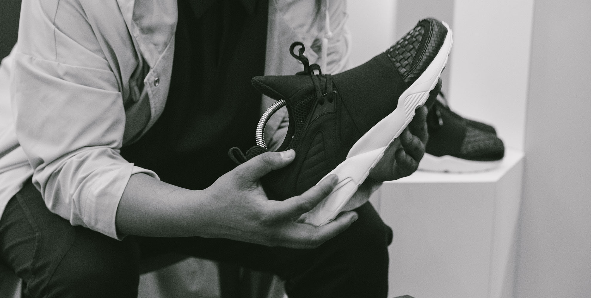 A TALK BETWEEN YASSINE SAIDI FROM PUMA AND FILLING PIECES FOUNDER GUILLAUME PHILIBERT