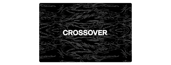 Crossover Gift Card