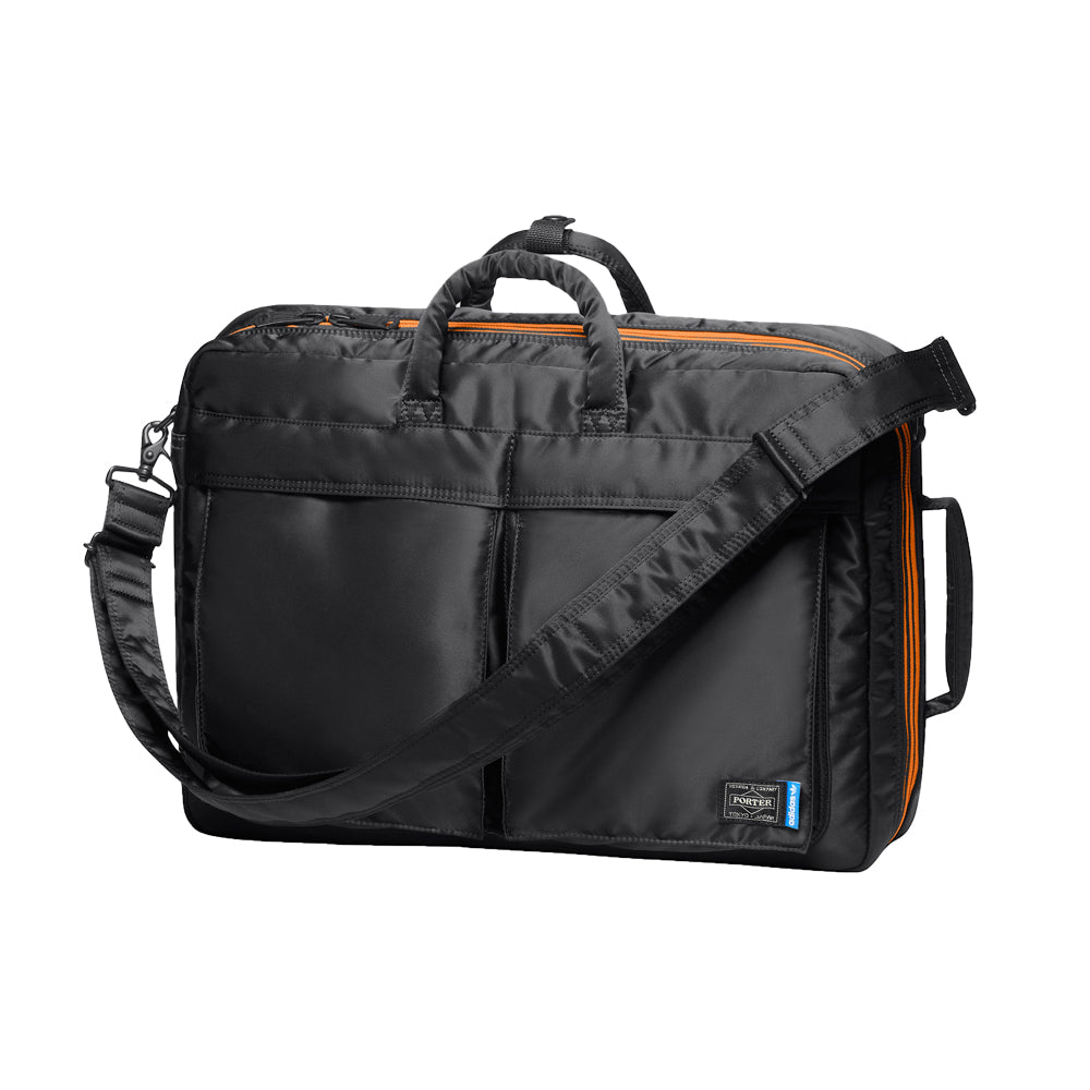 adidas Originals 3-Way Briefcase | Black - CROSSOVER ONLINE