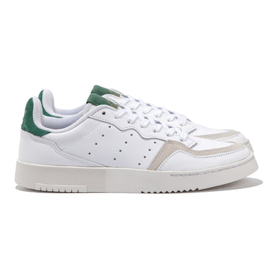 Supercourt | White Collegiate Green