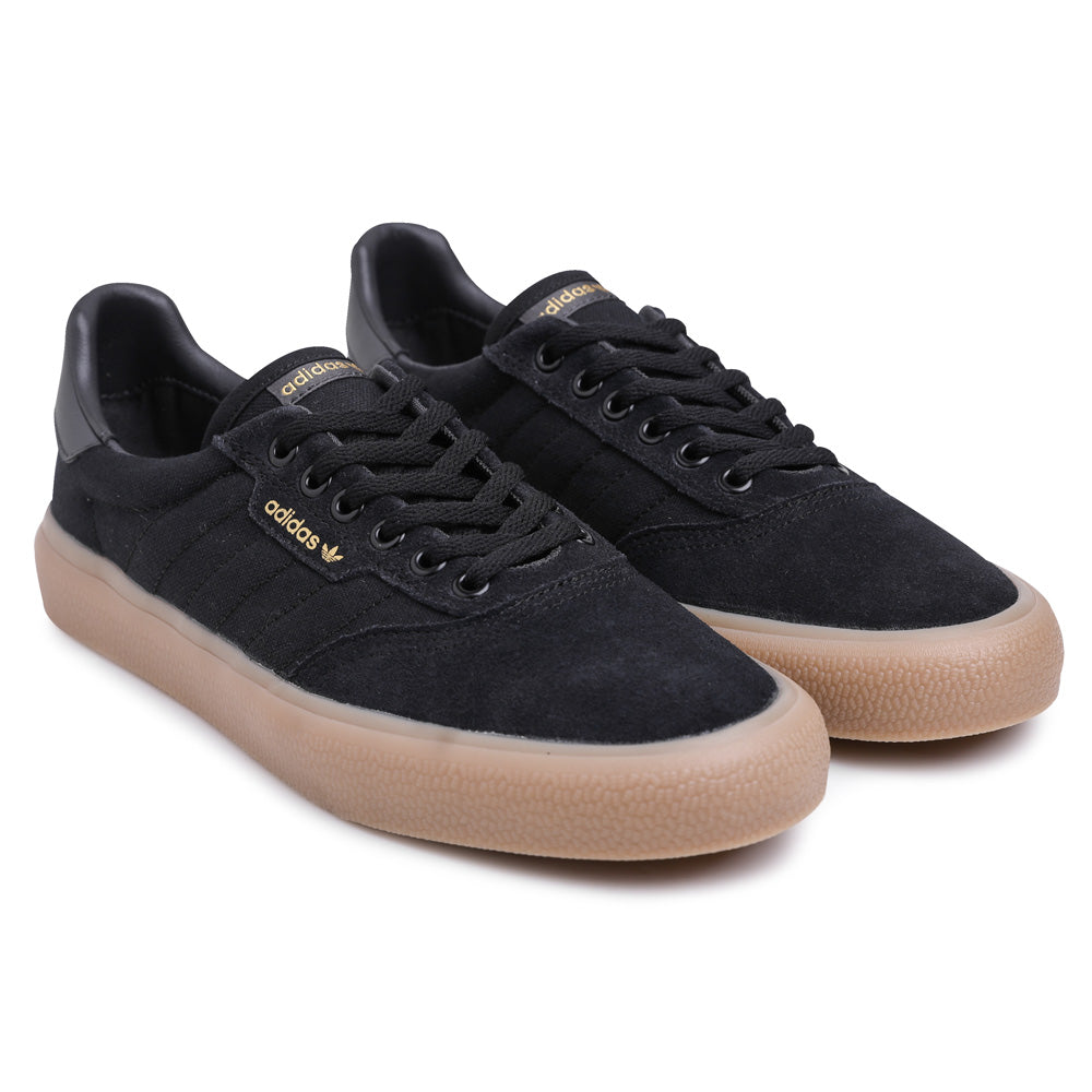 adidas Originals 3MC Vulc | Black Gum - CROSSOVER