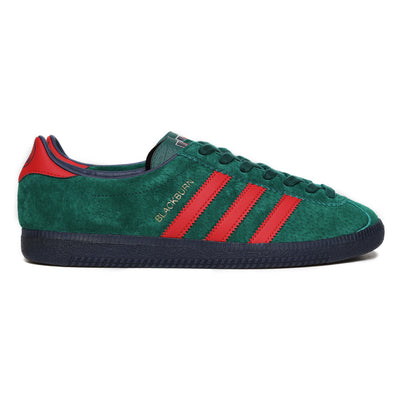 adidas Originals Blackburn SPZL | Collegiate Green - CROSSOVER