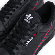 adidas Originals Continental 80 | Black - CROSSOVER