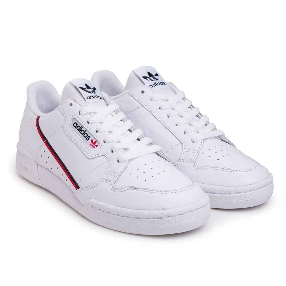 adidas Originals Continental 80 | White - CROSSOVER ONLINE