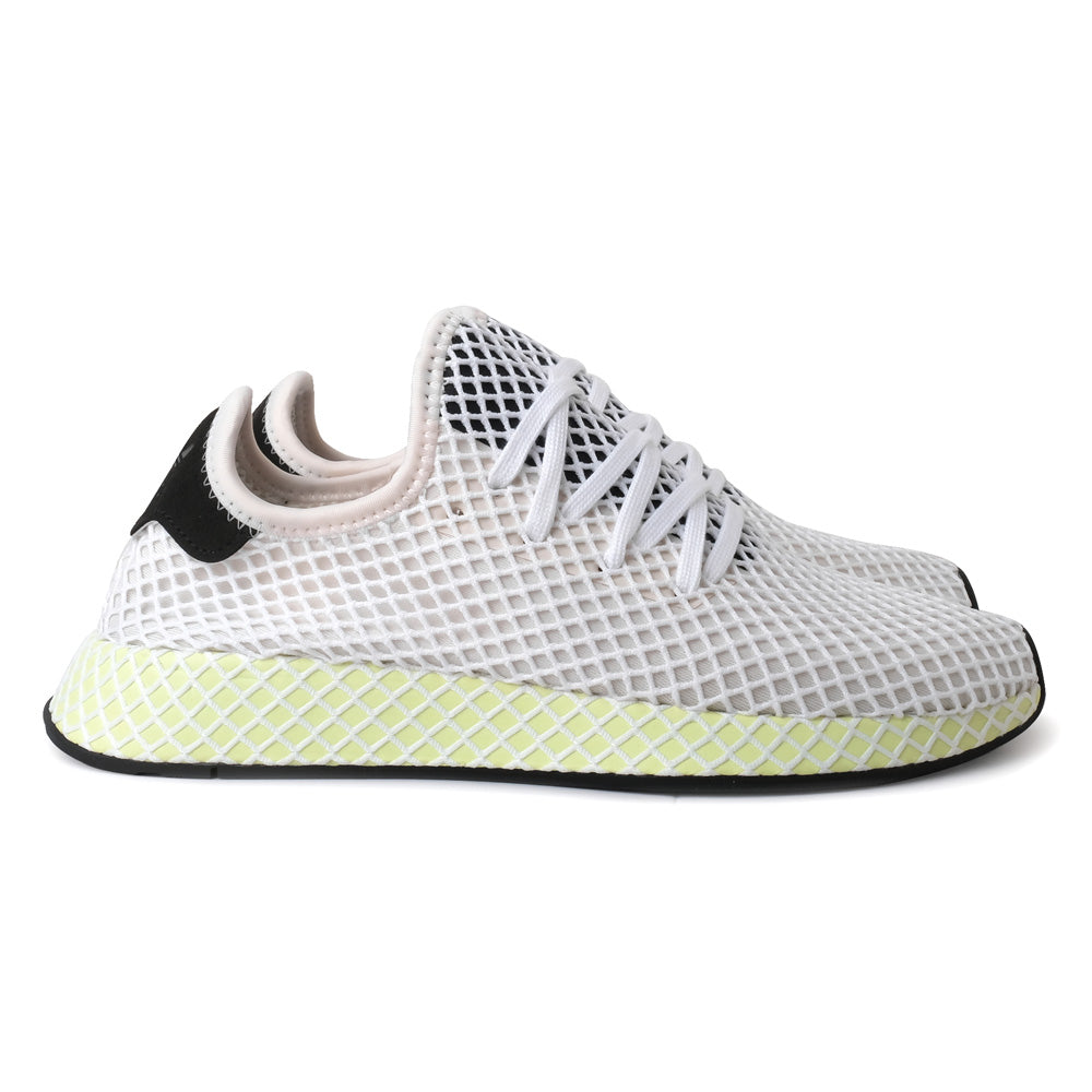 super popular 99089 c06bb adidas Originals Deerupt Runner  Chalk White - CROSSOVER ONLINE