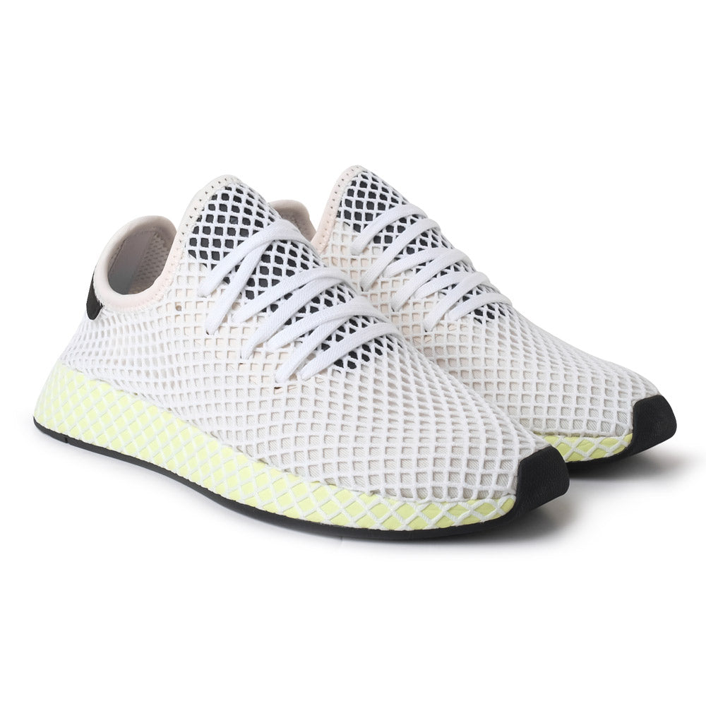 super popular be15f ba8fa adidas Originals Deerupt Runner  Chalk White - CROSSOVER ONLINE