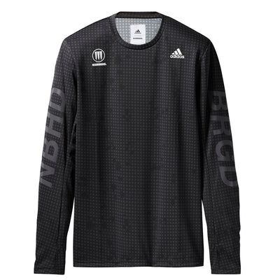 adidas x NEIGHBORHOOD Run LS Tee | Black