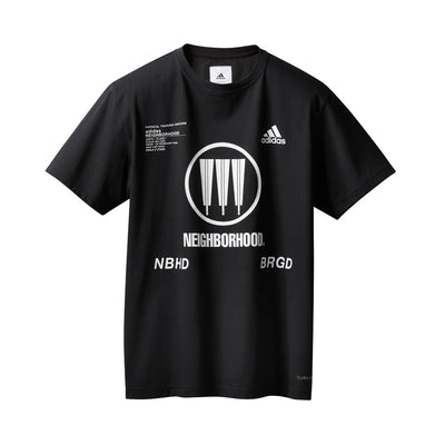 adidas x NEIGHBORHOOD SS Tee | Black