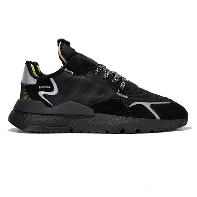 adidas OriginalsNite Jogger 3M | Black - CROSSOVER