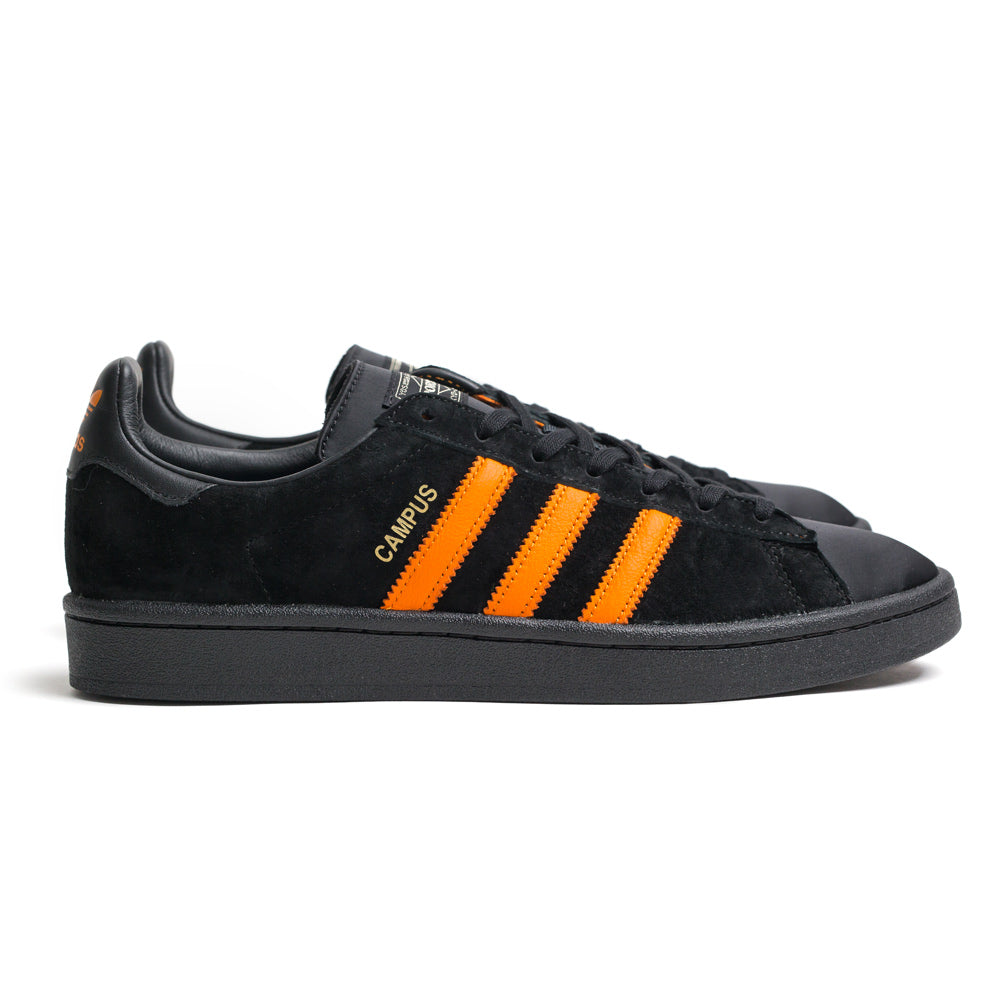 adidas Originals Campus Porter | Black - CROSSOVER ONLINE