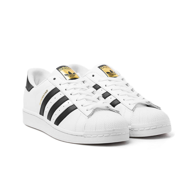 Superstar Foundation | White/Black