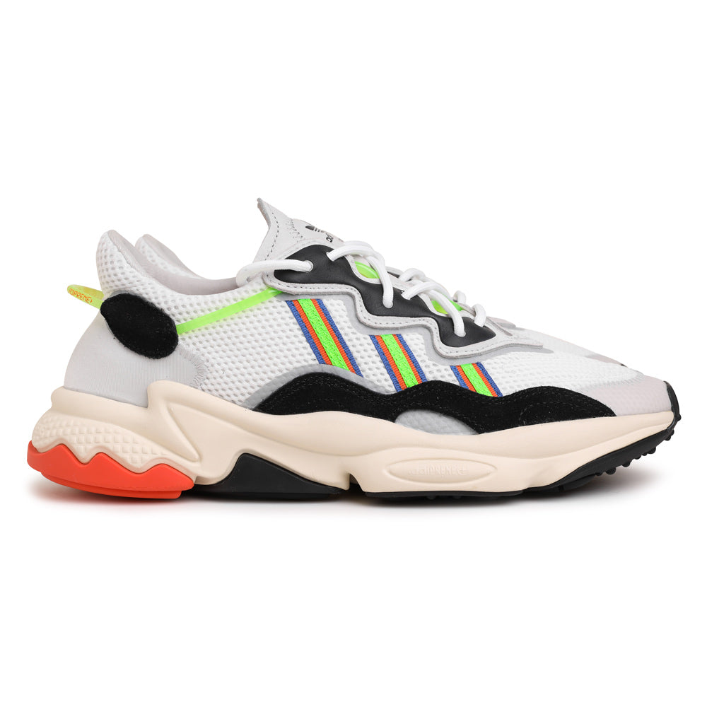 adidas Originals Ozweego Era | White Solar Green - CROSSOVER