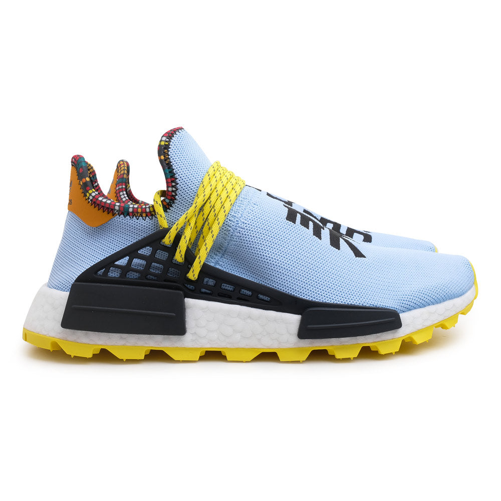 Pharrell Williams Solar Hu NMD | Aero Blue