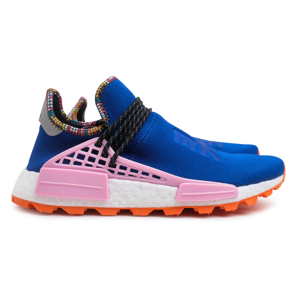 Pharrell Williams Solar Hu NMD | Powder Blue
