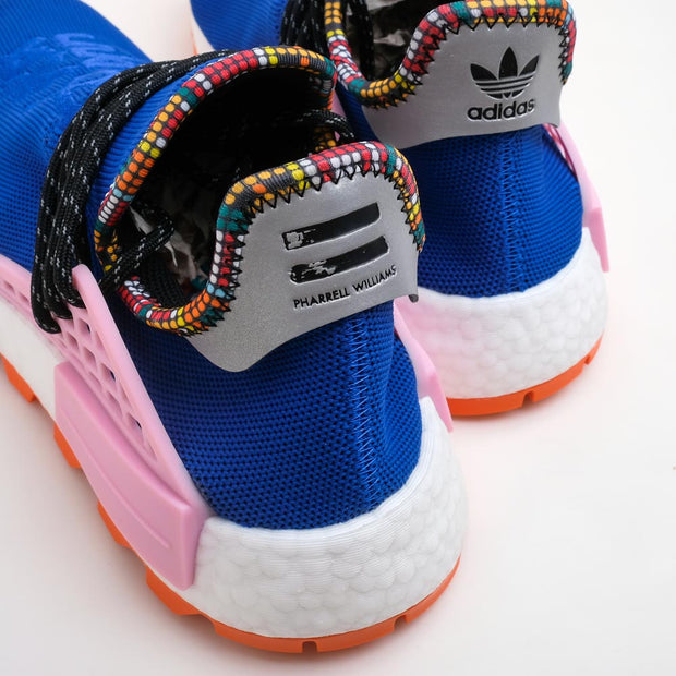 adidas Originals Pharrell Williams Solar Hu NMD | Powder Blue - CROSSOVER