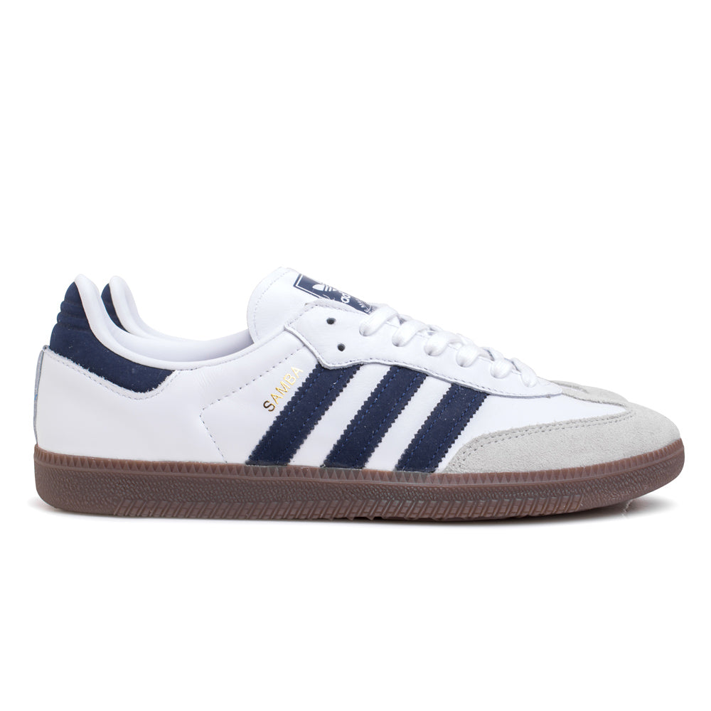 adidas Originals Samba OG | White Navy - CROSSOVER