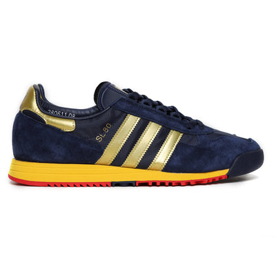 adidas Originals SL 80 SPZL | Collegiate Navy - CROSSOVER