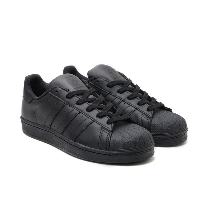 Superstar Foundation | Black/Black