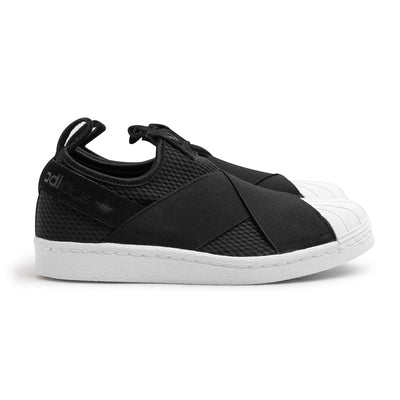 adidas Originals Superstar Slip-on women  | Black - CROSSOVER