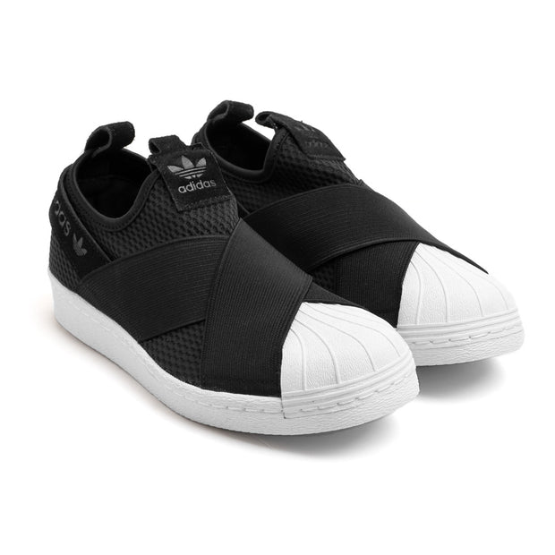 new concept e9595 d1e30 Adidas Originals Superstar Slip-on Women | Black – CROSSOVER ...