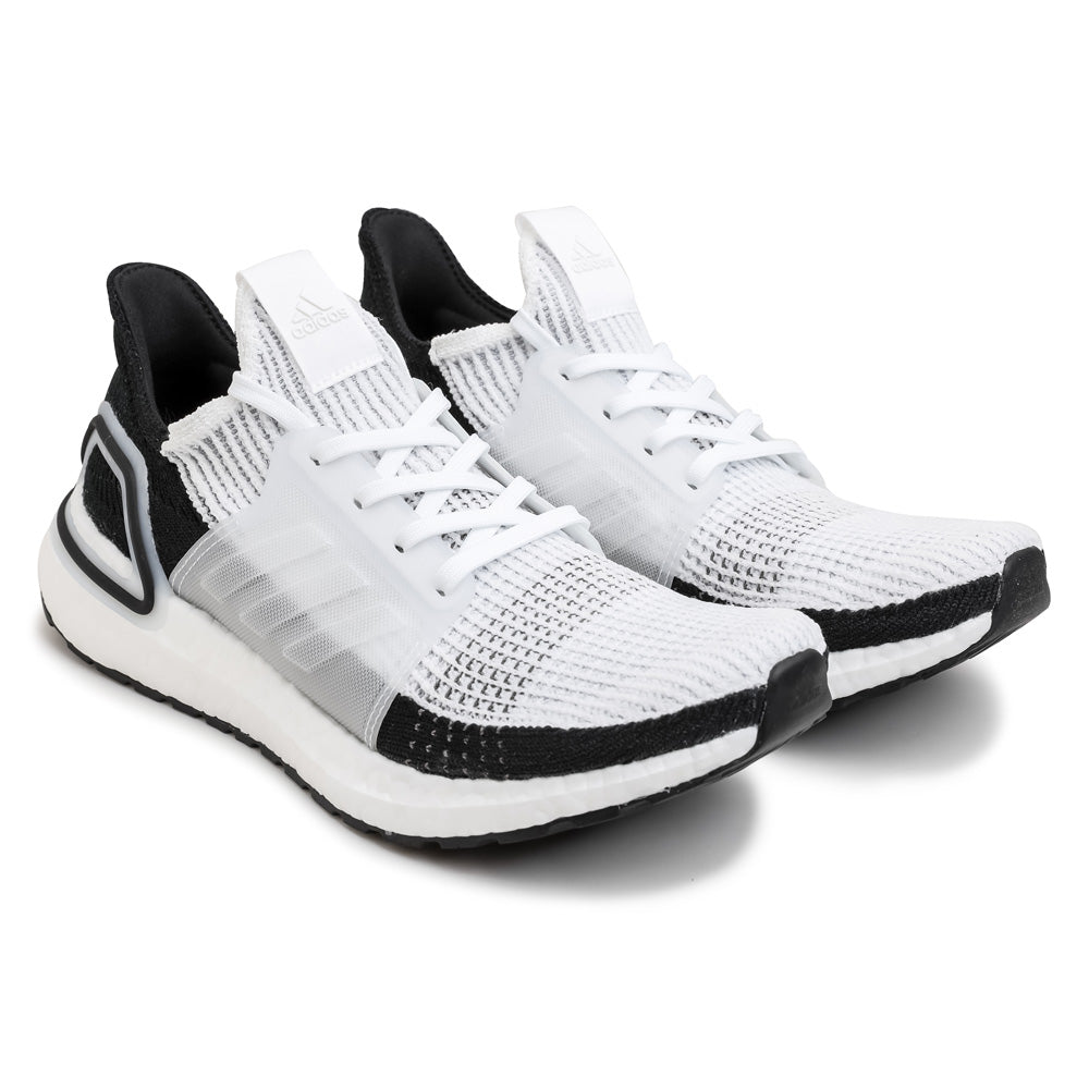 adidas Ultraboost 19 | White - CROSSOVER