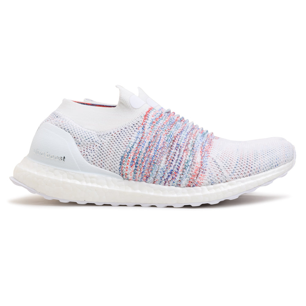 adidas Ultraboost Laceless | White - CROSSOVER