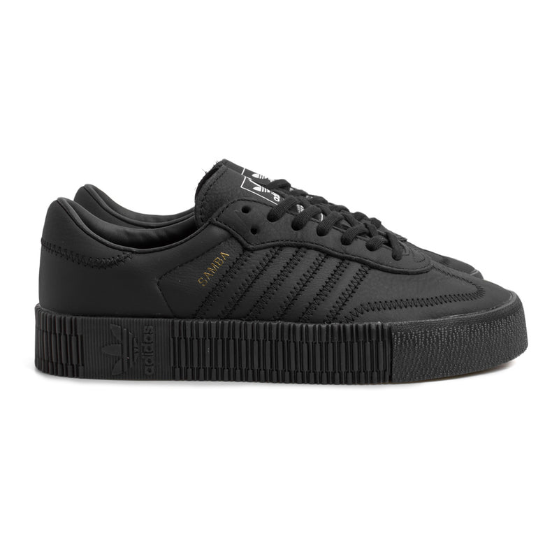 adidas Originals W's Samba Rose | Core Black - CROSSOVER