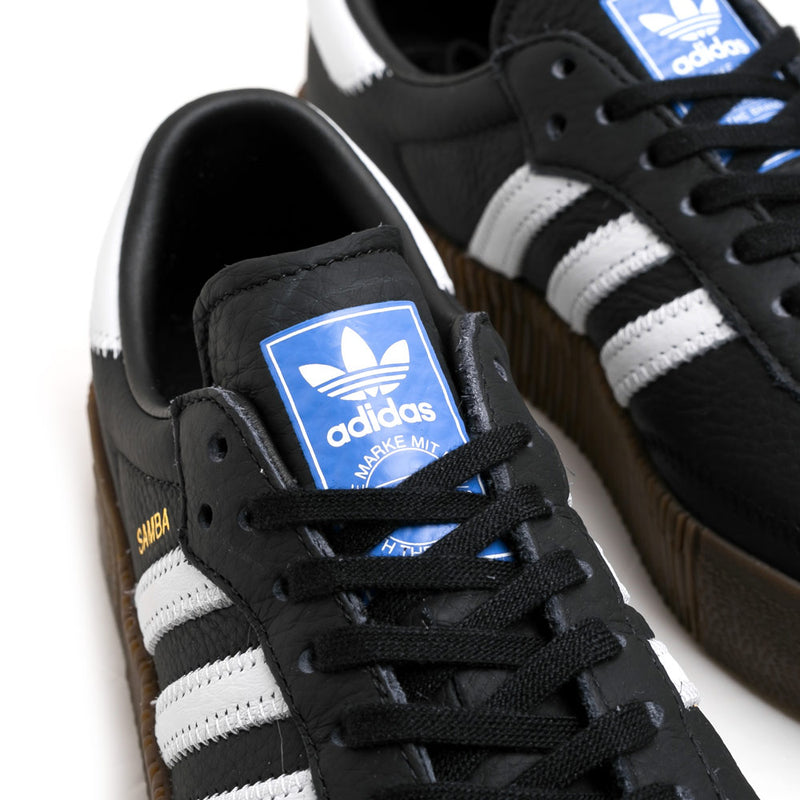 adidas Originals Women's Sambarose | Black - CROSSOVER ONLINE