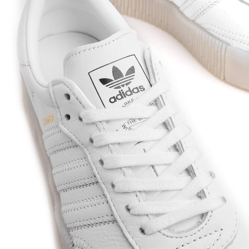 adidas Originals W's Samba Rose | White - CROSSOVER
