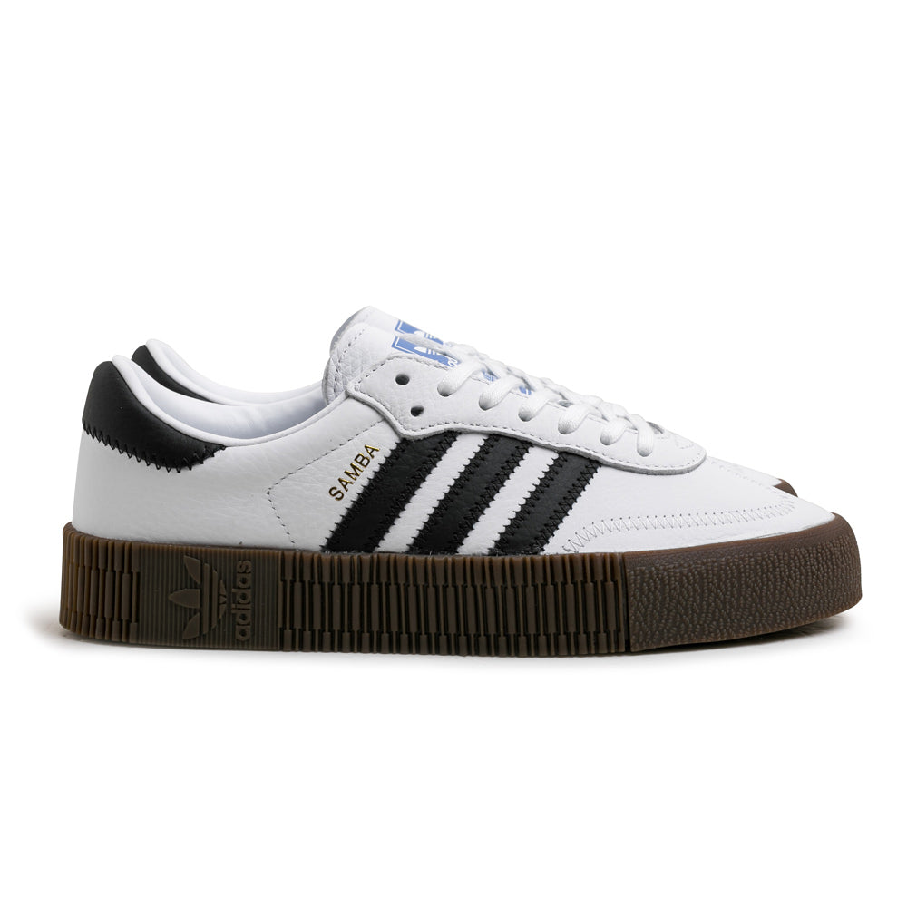 adidas Originals Women's Sambarose | White - CROSSOVER ONLINE