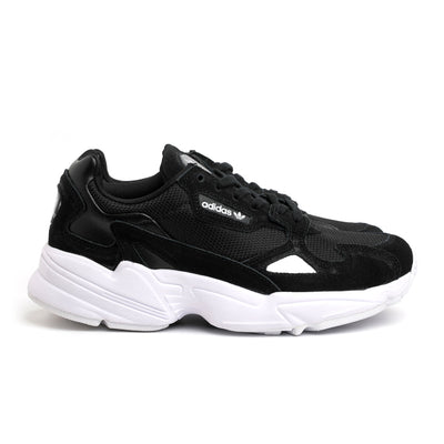 adidas Originals Falcon Women | Core Black - CROSSOVER