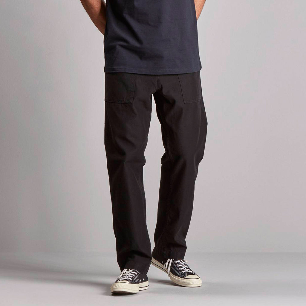 Carhartt WIP Fatigue Pant | Black - CROSSOVER