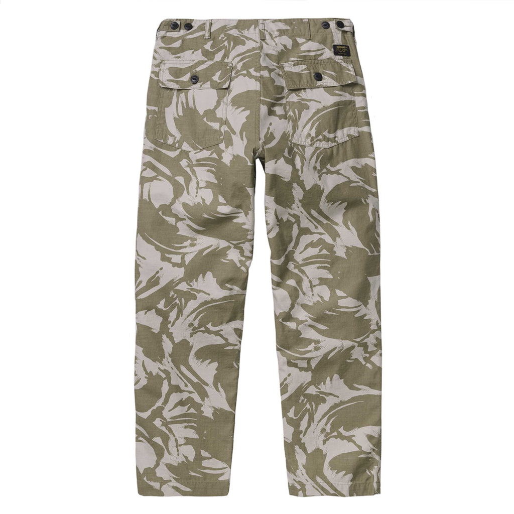 Carhartt WIP Fatigue Pant | Camo Brush - CROSSOVER