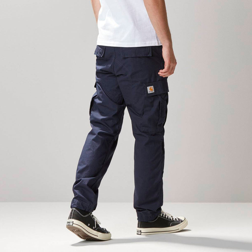 Carhartt WIP Regular Cargo Pant | Dark Navy - CROSSOVER