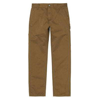Carhartt WIP Ruck Single Knee Pant | Hamilton Brown - CROSSOVER