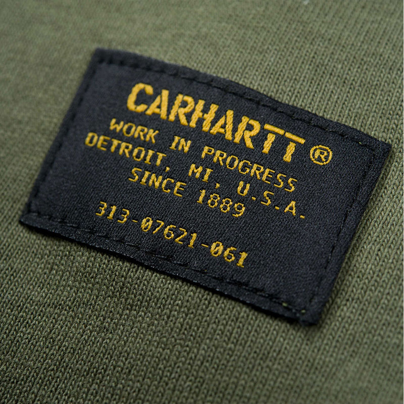 Carhartt WIP Survival Tee | Rover Green - CROSSOVER ONLINE