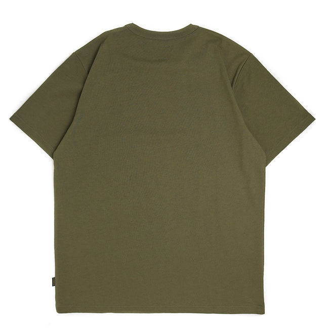 S/S CA Training Tee | Army Green