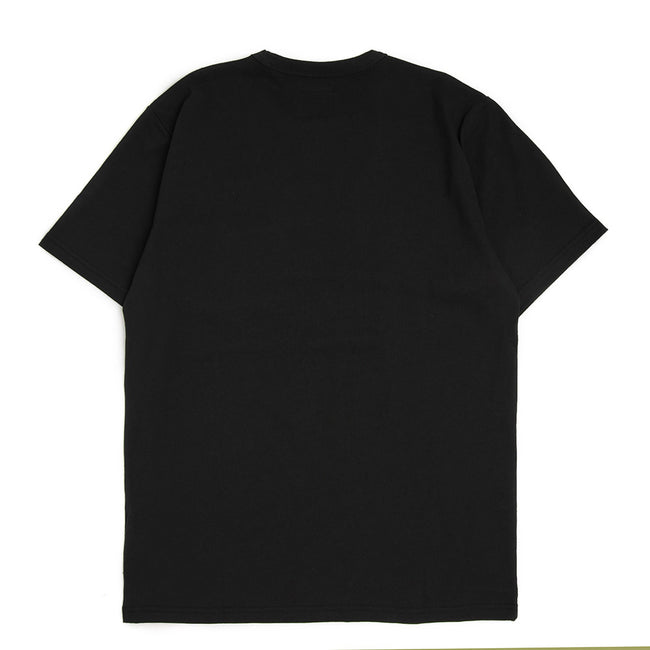 S/S Emblem Pocket Tee | Black
