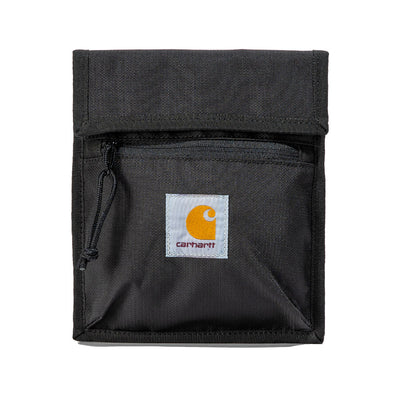 Delta Neck Pouch | Black