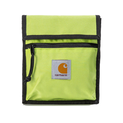Delta Neck Pouch | Lime