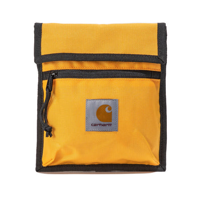 Delta Neck Pouch | Pop Orange