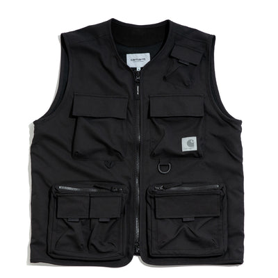 Elmwood Vest | Black