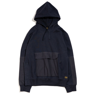 Hooded Klicks Sweatshirt | Dark Navy