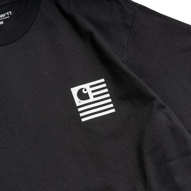 State Chromo Tee | Black