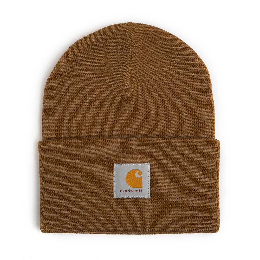 Carhartt WIP Acrylic Watch Beanie | Brown - CROSSOVER
