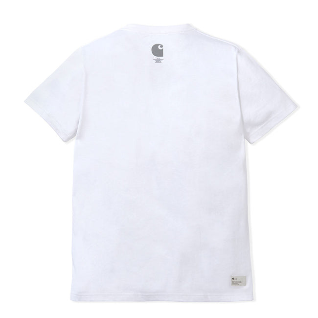 S/S Carhartt Army Tee | White