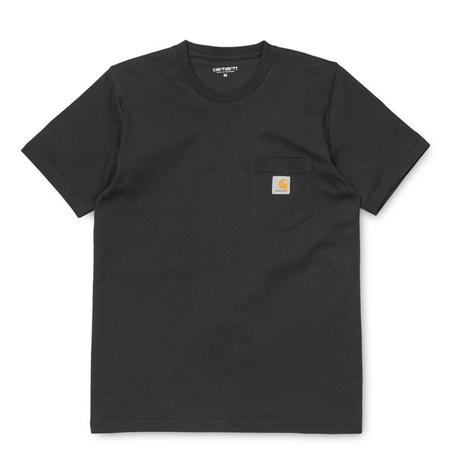 S/S Pocket Tee | Black