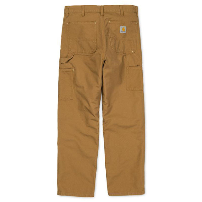 Ruck Double Knee Ankle Pant | Brown