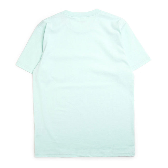 S/S Duck Pocket Tee | Light Green